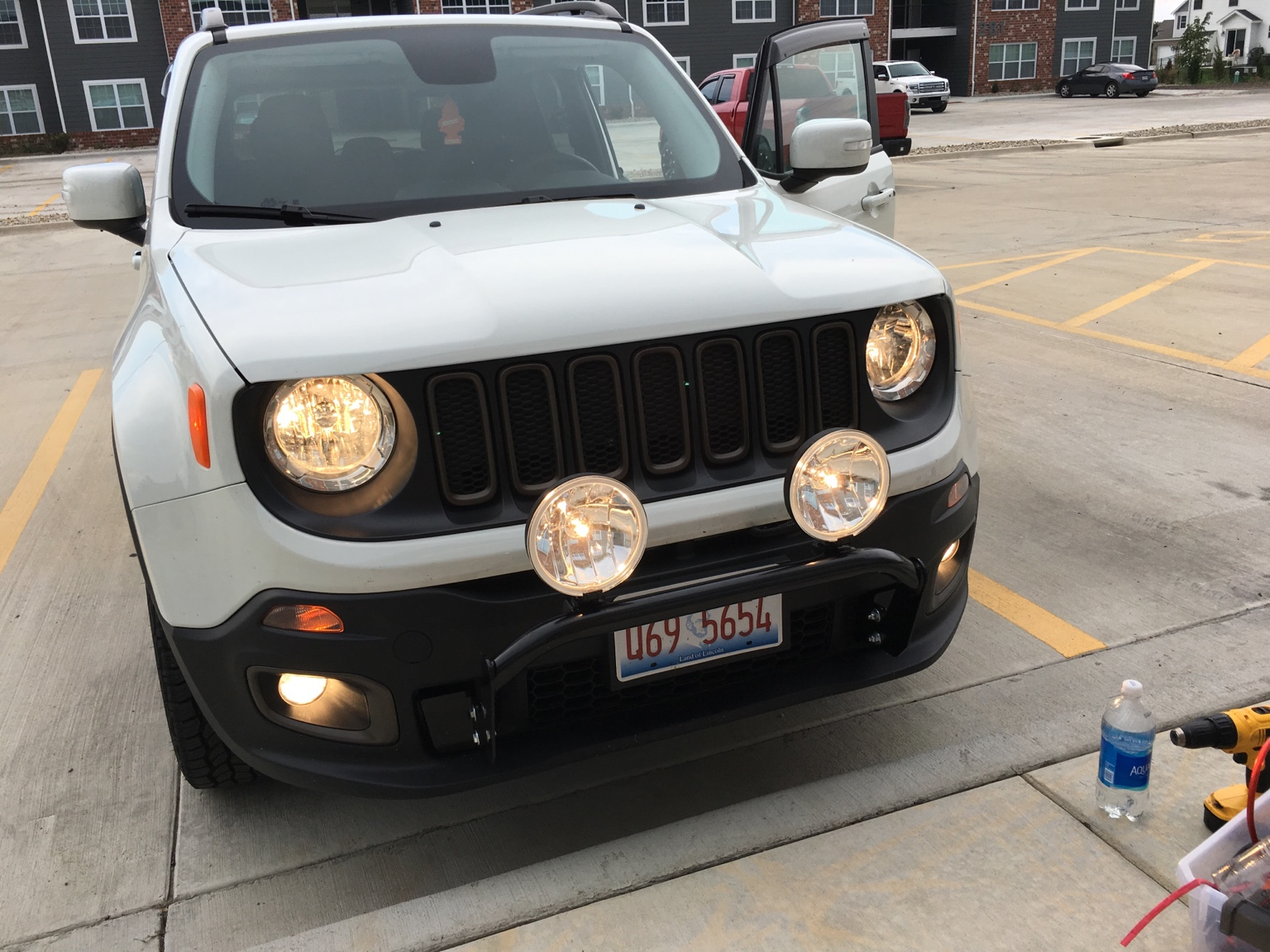 Jeep Renegade Light Bar Gallery Home And Lighting Design