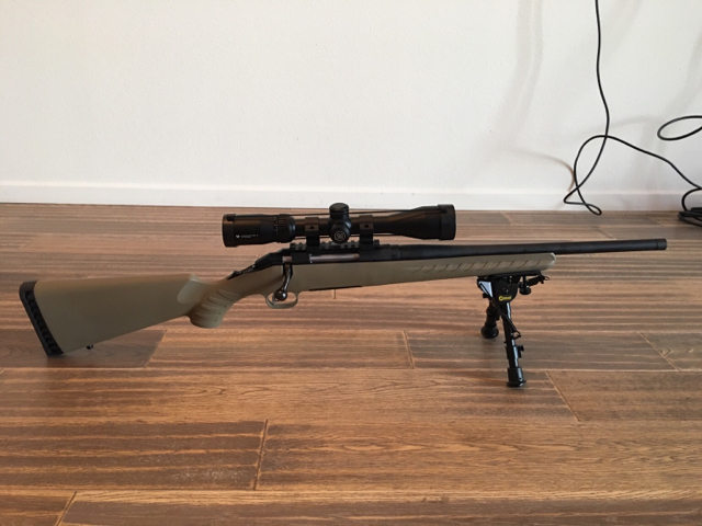 Ruger American Ranch? - Ruger Forum