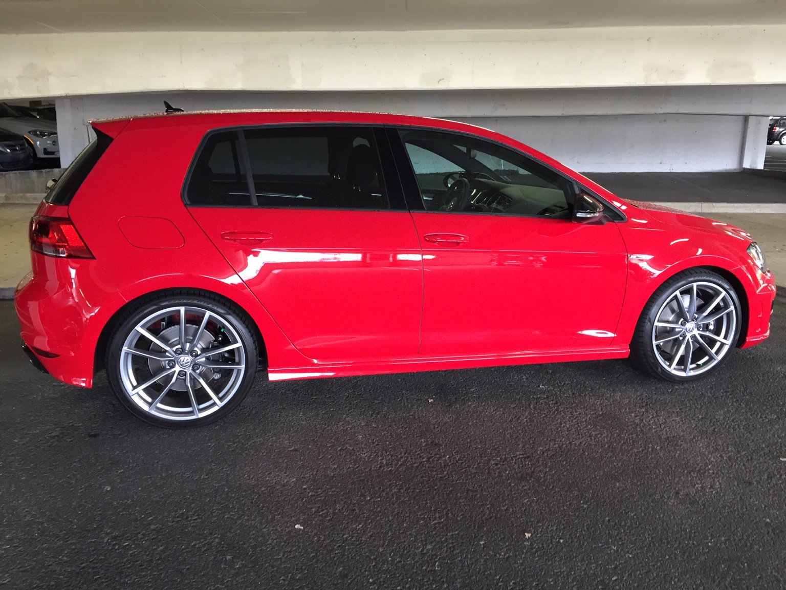 2017 tornado red golf r boston vw available now. Black Bedroom Furniture Sets. Home Design Ideas
