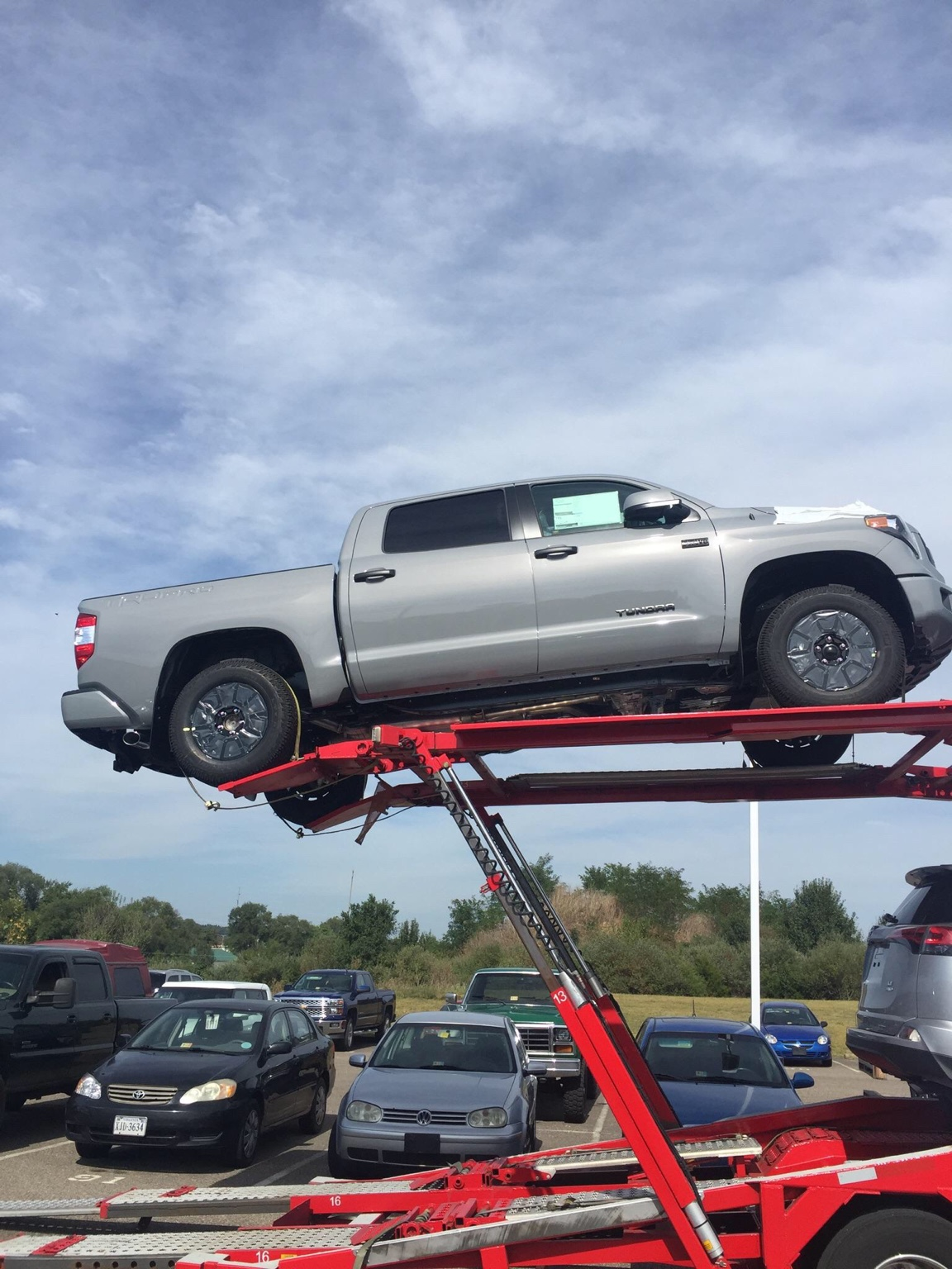 2018 Toyota Tundra Crewmax Limited 2016 2017 Toyota Page