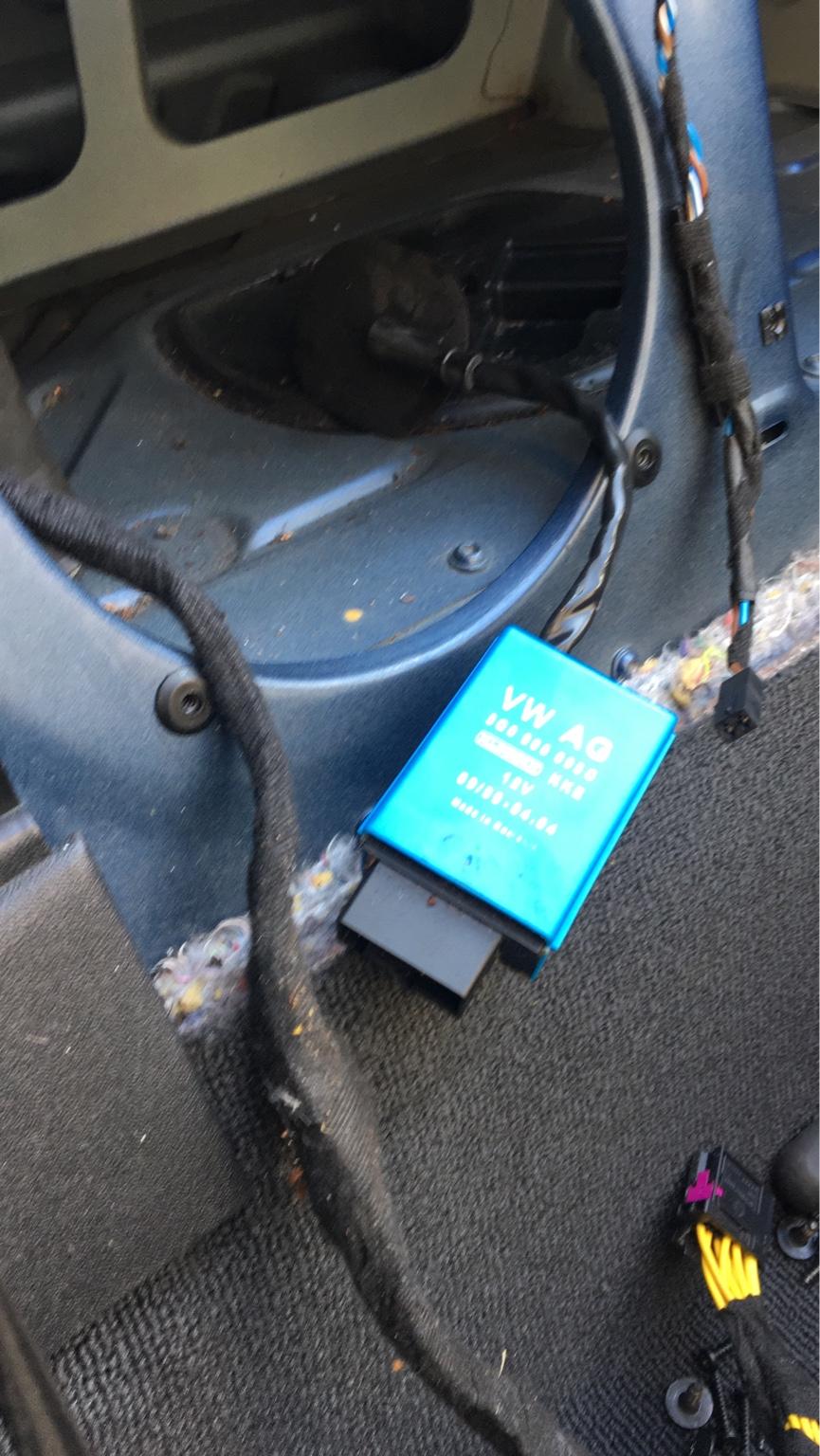 The Audi TT Forum • View topic - Fuel pump control unit ROADSTER