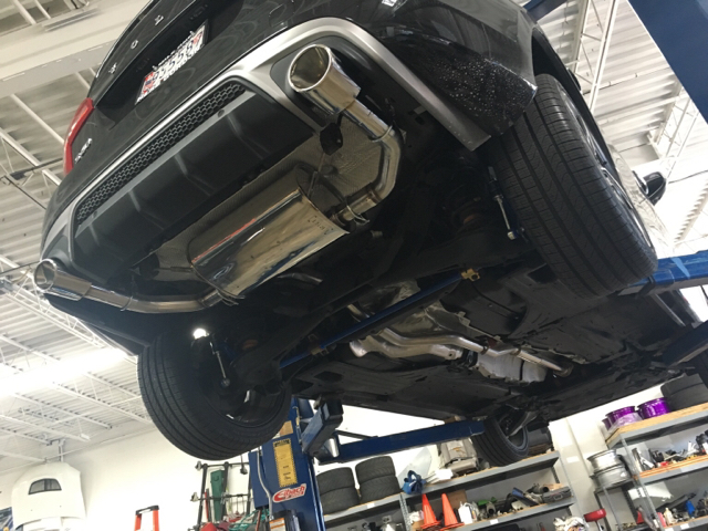 2016 S60 Drive-E performance parts? Exhaust, Intake etc