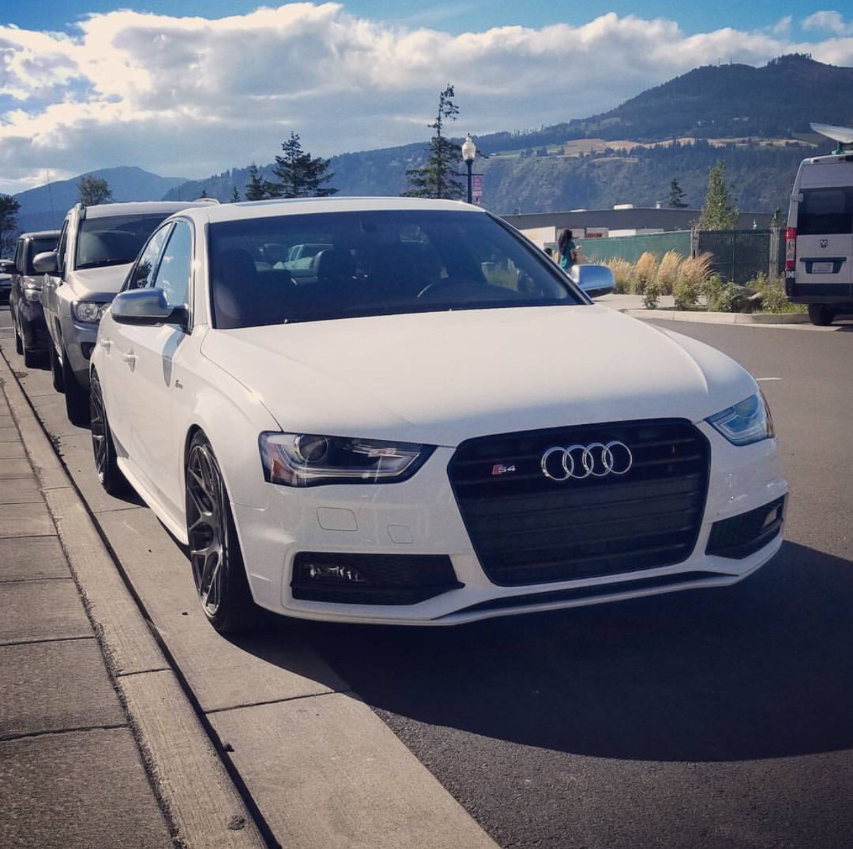 Used Audi Avant For Sale: For Sale: 2013 Audi S4, Ibis White, Nappa Leather, Avant