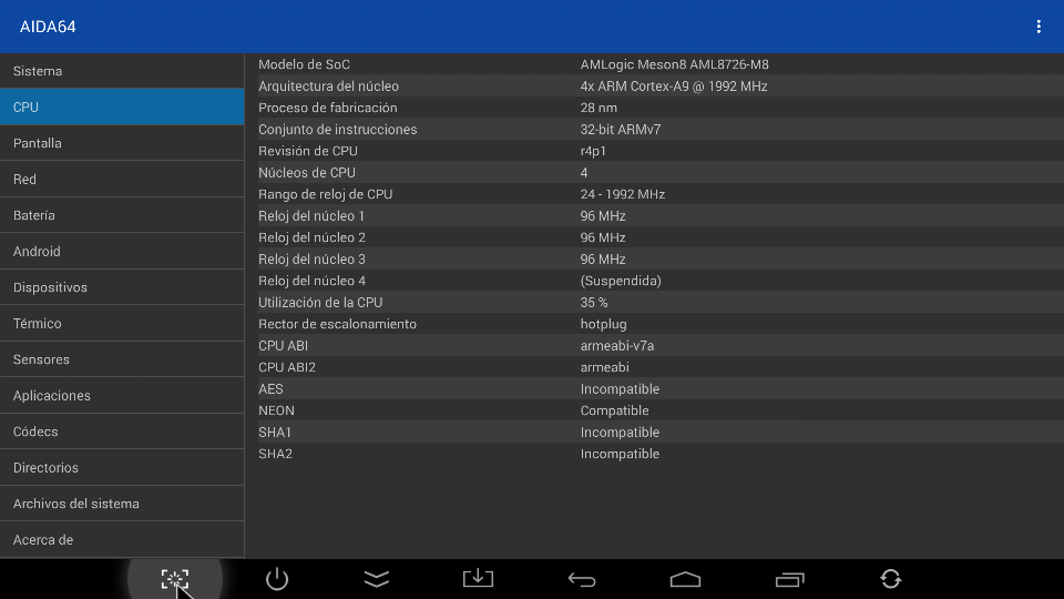 TWRP for Amlogic devices  - FreakTab