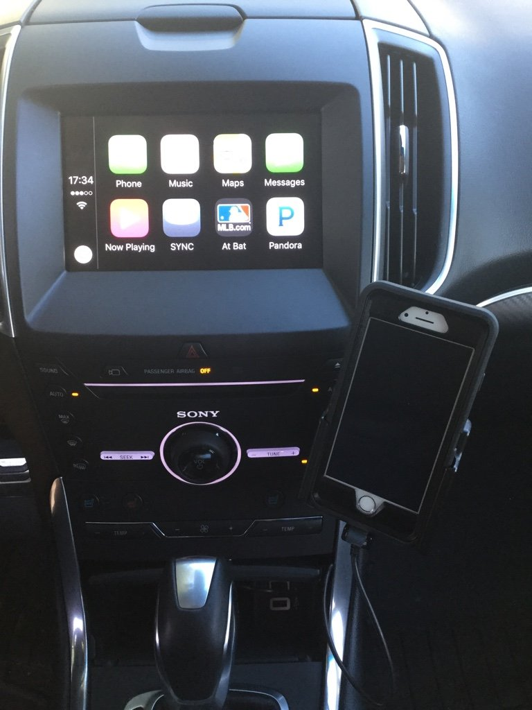 ford apple carplay usb hub 2017 2018 2019 ford price. Black Bedroom Furniture Sets. Home Design Ideas