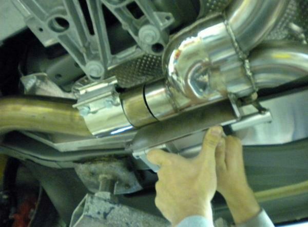 2016 Dodge Challenger Srt8 >> Dodge Challenger Forum: Challenger & SRT8 Forums - Feedback on Exhaust Cutouts