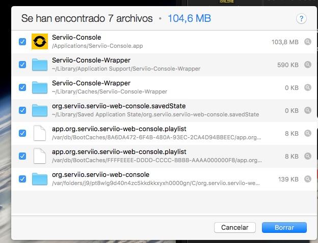 Serviio • View topic - Serviio doesn't work in MacOS Sierra