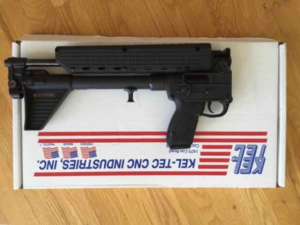 Sold Wts Kel Tec Sub2000 9mm Carolina Shooters Club
