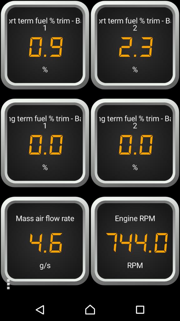 Negative LTFT and both pre-cat O2 sensors reading 0mv - Page