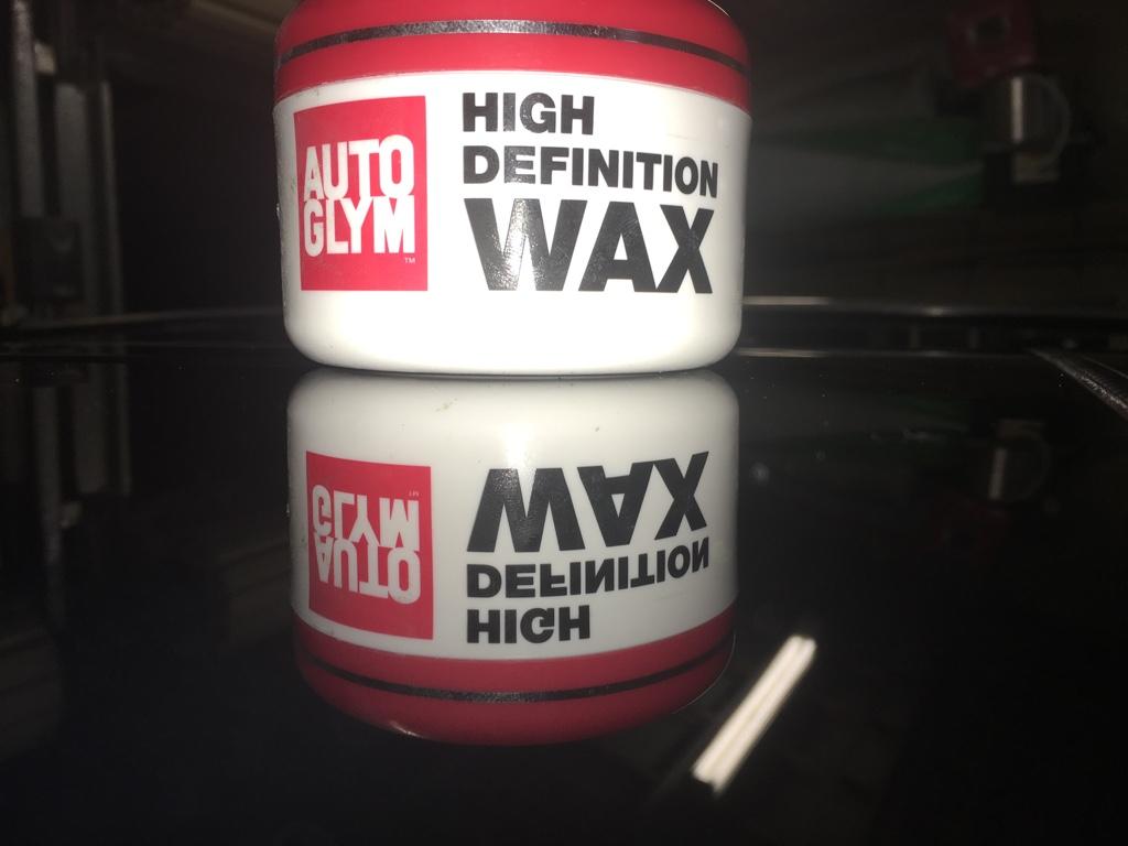 Autoglym high definition wax mercedes benz forum for Best wax for black mercedes benz