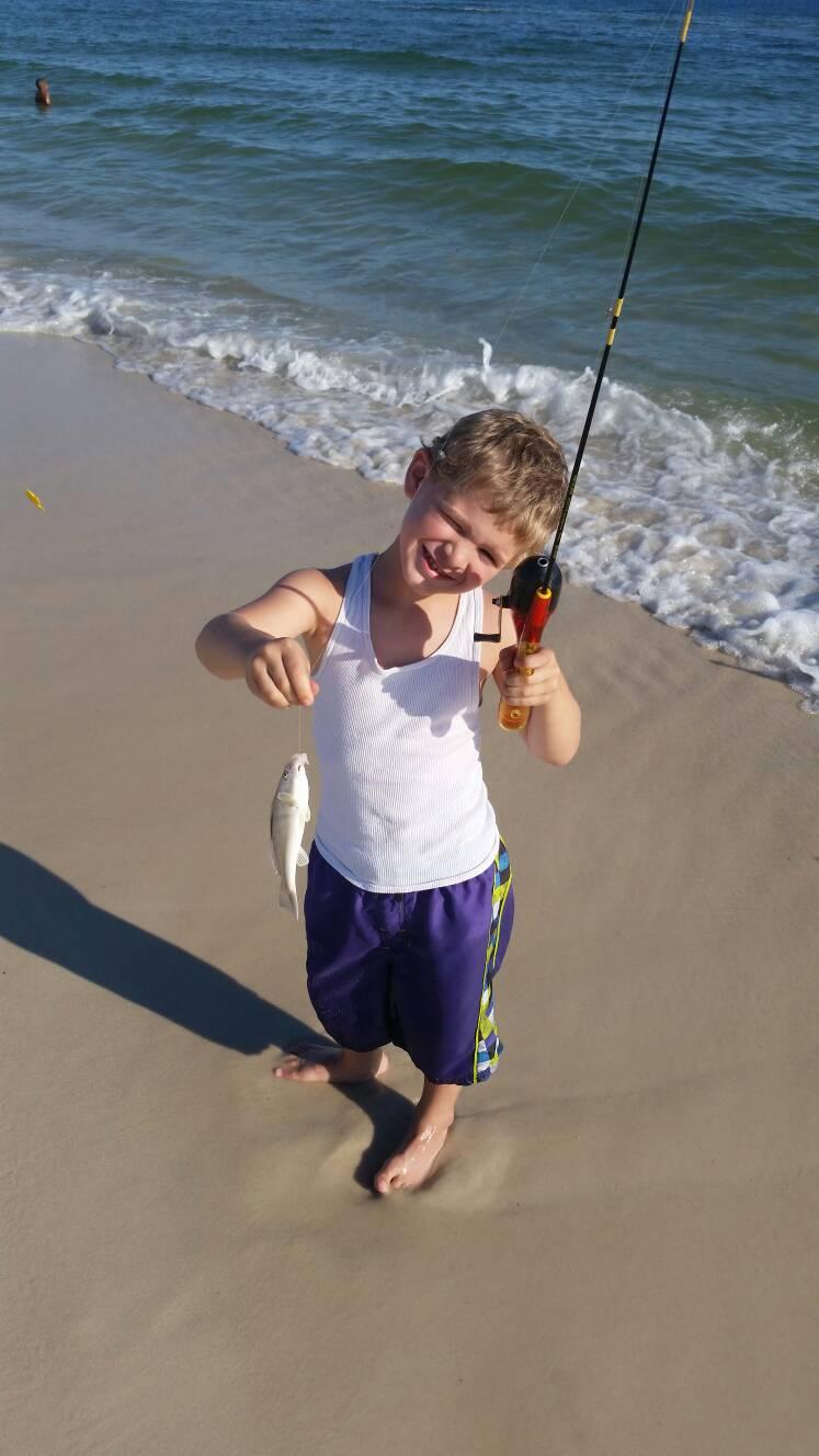Pensacola fishing forum perdido key with the boys for Perdido key fishing