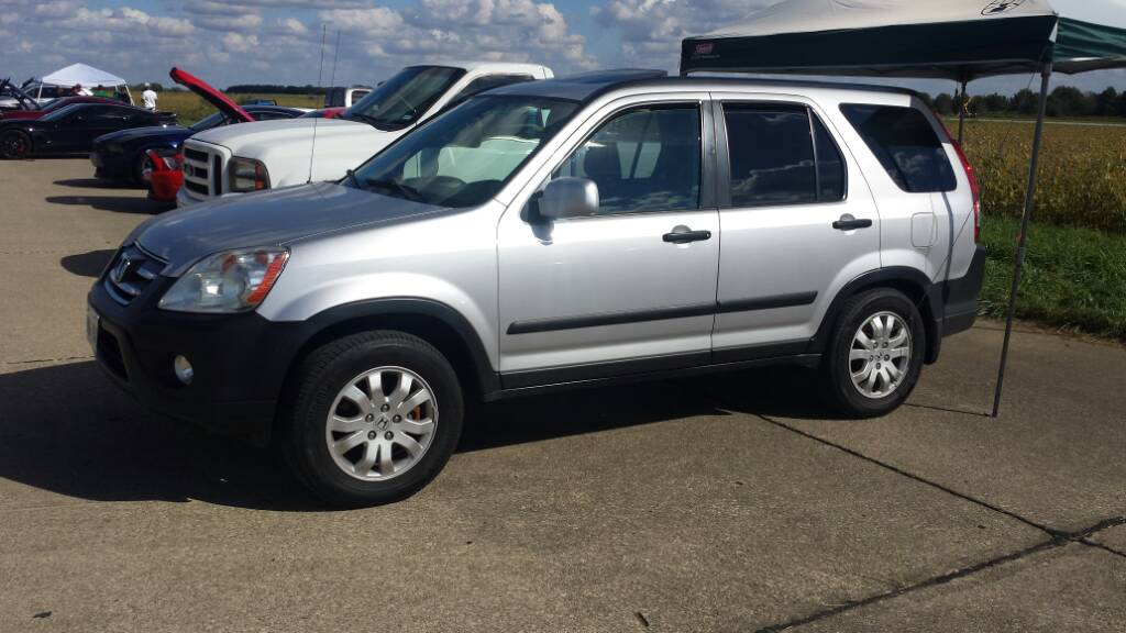 06 CRV EX AWD 5spd, thinking about a swap - K20A org  :  The