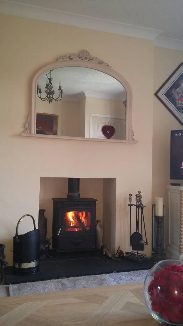 Wood burning stove installation cost?