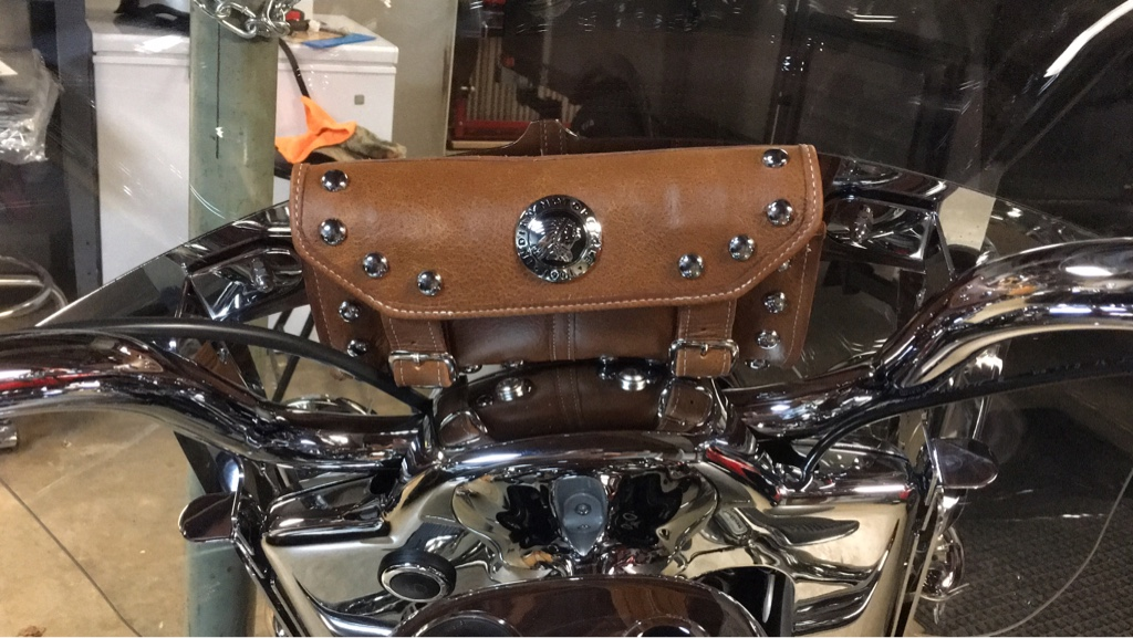 Windshield Bag For Springfield Indian Motorcycle Forum