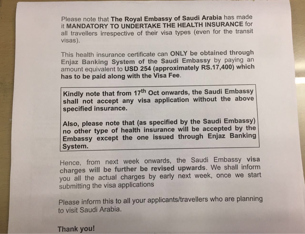 Mecca pilgrimage l page 517 skyscrapercity ive jus seen a letter that visa to saudi will not be given unless a health insurance certificate is issued by enjaz banking system is this true thecheapjerseys Gallery