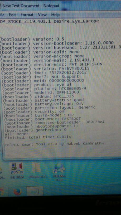 HTC SPD & Qualcomm CPU Stock Roms HEre  ! [Archive] - Gsm