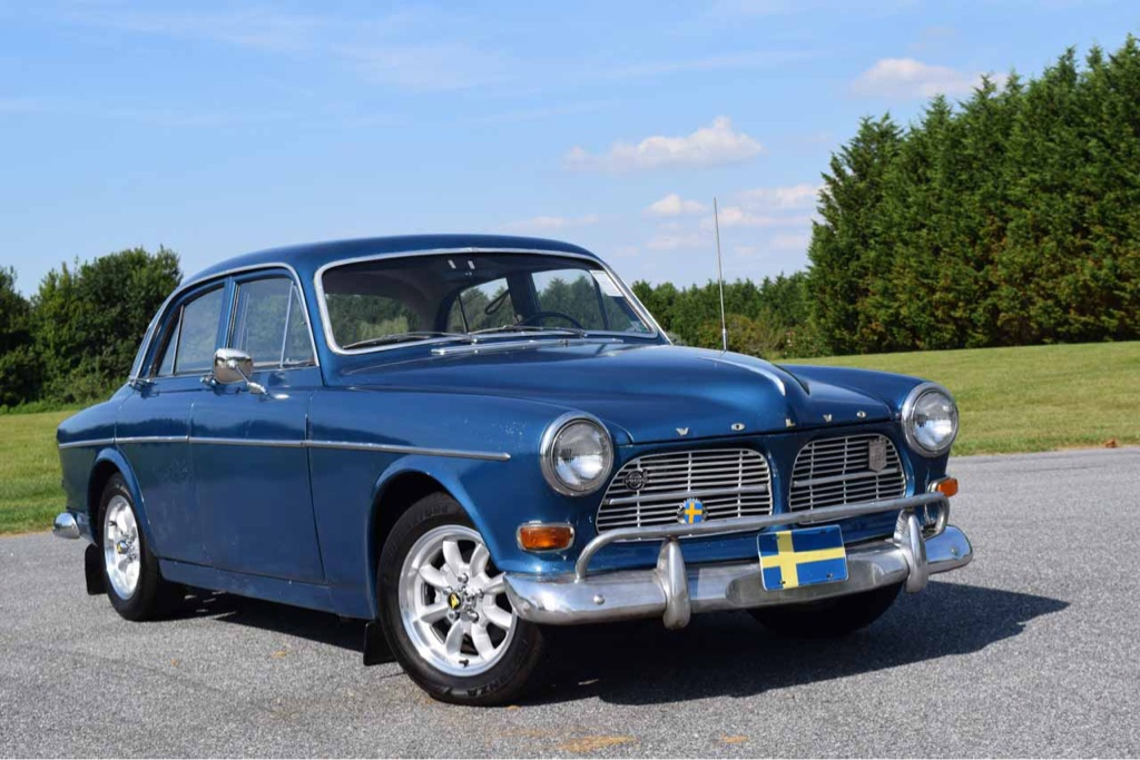 Volvo 122 140 and P1800 with mechanic clutch system Clutch cable