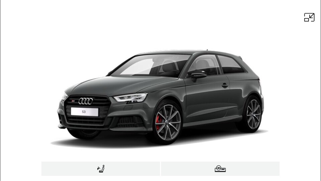 Facelift 8v Black Edition Page 3 Audi Sport Net