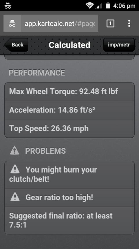 off road go-kart gearing - DIY Go Kart Forum