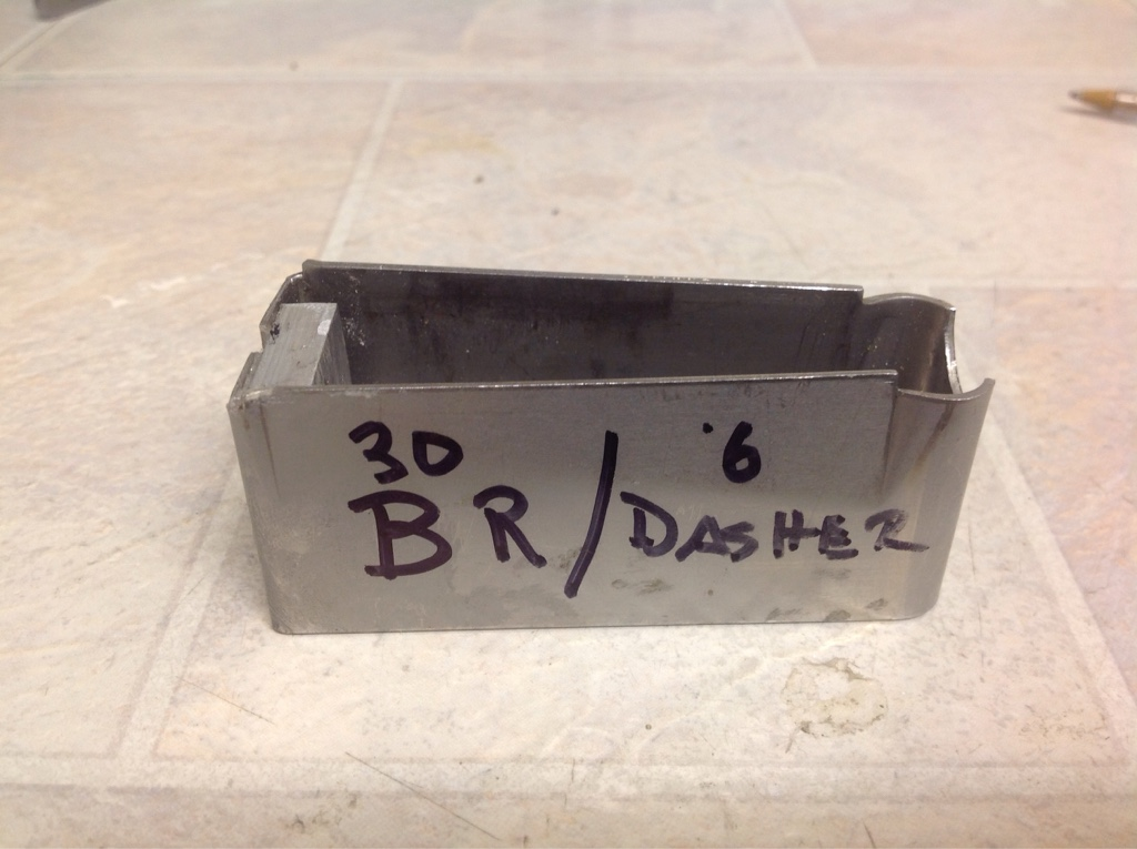 Who has built a 6 Dasher [Archive] - Alberta Outdoorsmen Forum