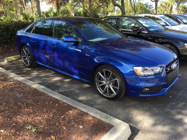 Wanted Wtb 2015 2016 Audi S4 19 Quot Black Optic Wheels