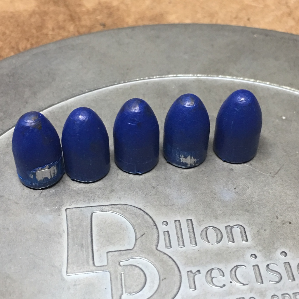 Sell me on coated hard cast lead bullets [Archive] - pistol-forum com