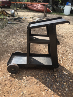 Welding Cart Mods - TexasBowhunter com Community Discussion Forums