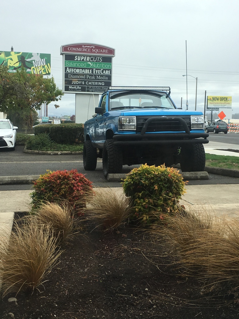 Completed 1992 Ford Ranger My First Retrofit