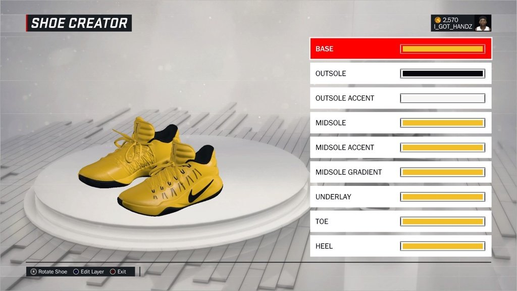 Os Nba 2k17 Shoe Vault Discussion Page 55 Operation