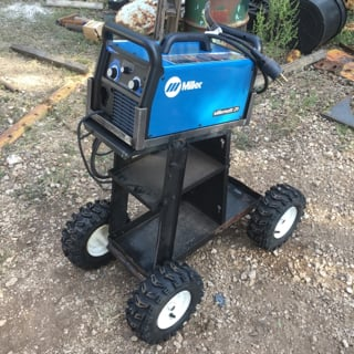 Welding Cart Mods - TexasBowhunter com Community Discussion