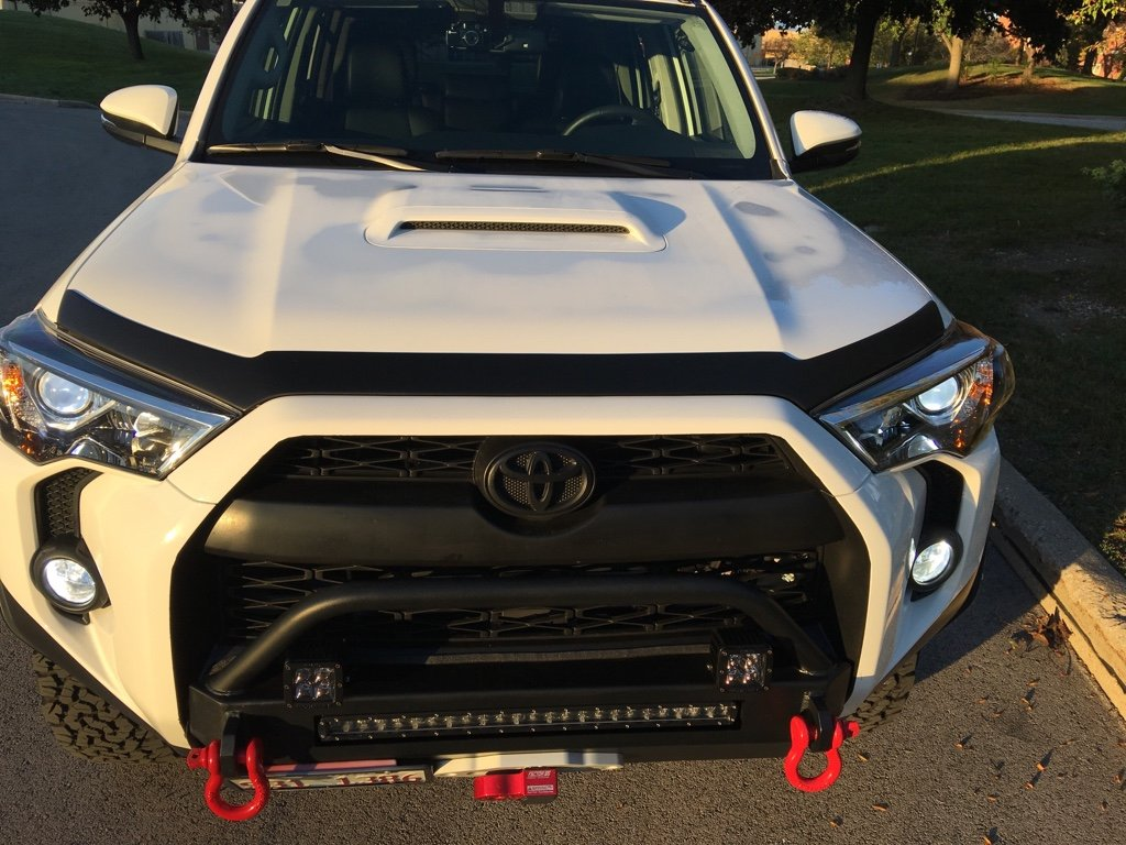 Toyota Runner Hood Protector 2017 2018 Toyota Reviews Page