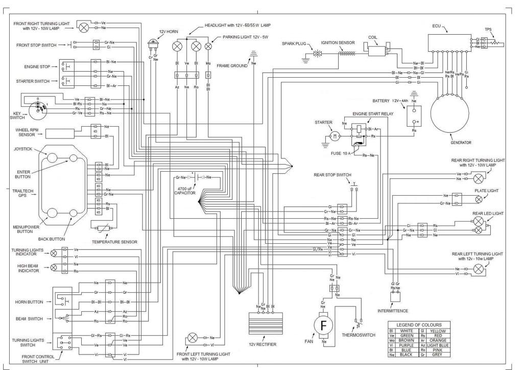 Lithium Akku für RR350 EFI wird nicht geladen [Archiv] - Enduroforum.eu