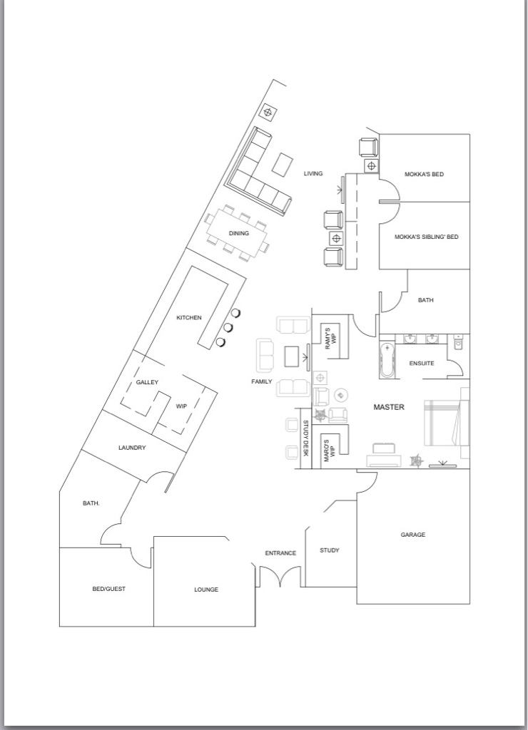 Need ur opinion about this floor plan