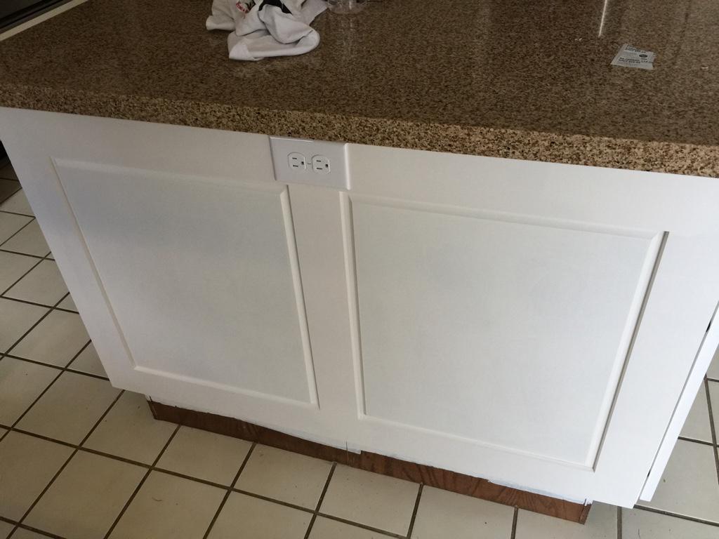 Help on Painting Kitchen Cabinets