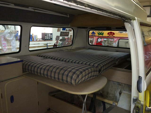 anyone got any advice on how much my dormobile interior is worth the late bay. Black Bedroom Furniture Sets. Home Design Ideas