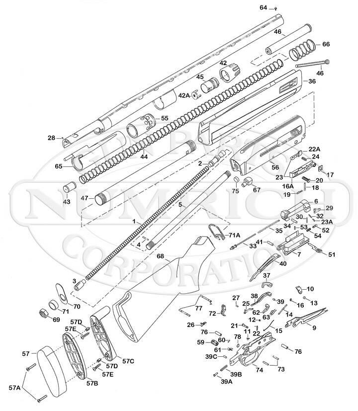 shotgunworld com  u2022 superx3 won u0026 39 t release shell from mag tube