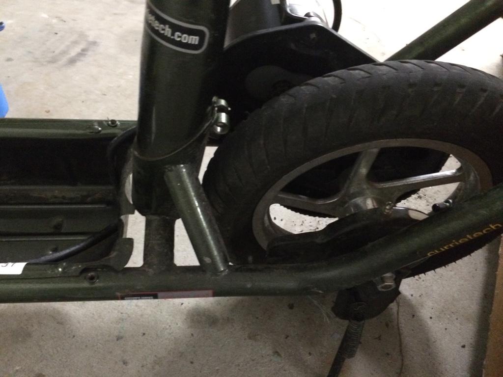 Go Karts Atlanta Ga >> Electric to gas scooter conversion - DIY Go Kart Forum