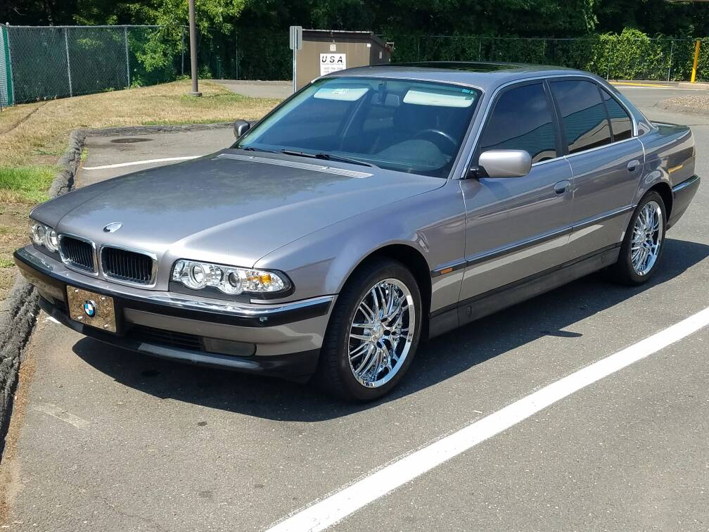 new 1997 bmw 740i e38 owner. Black Bedroom Furniture Sets. Home Design Ideas