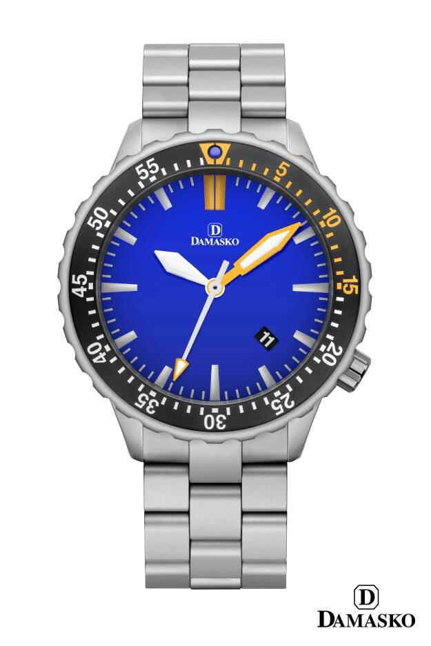 New damasko dive watch coming for Damasko watches