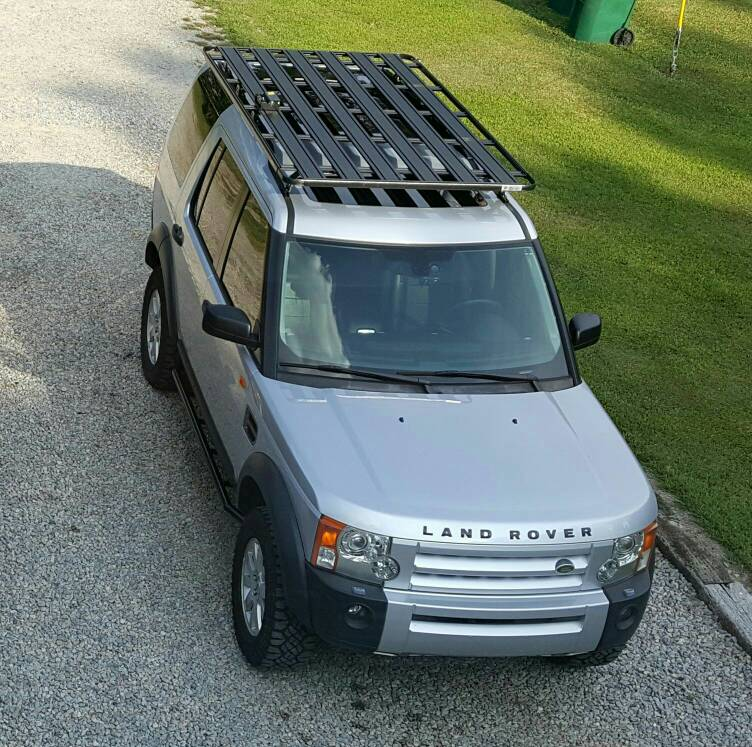 Eezi Awn K9 Roof Rack 2 2mx1 4m With Accessories