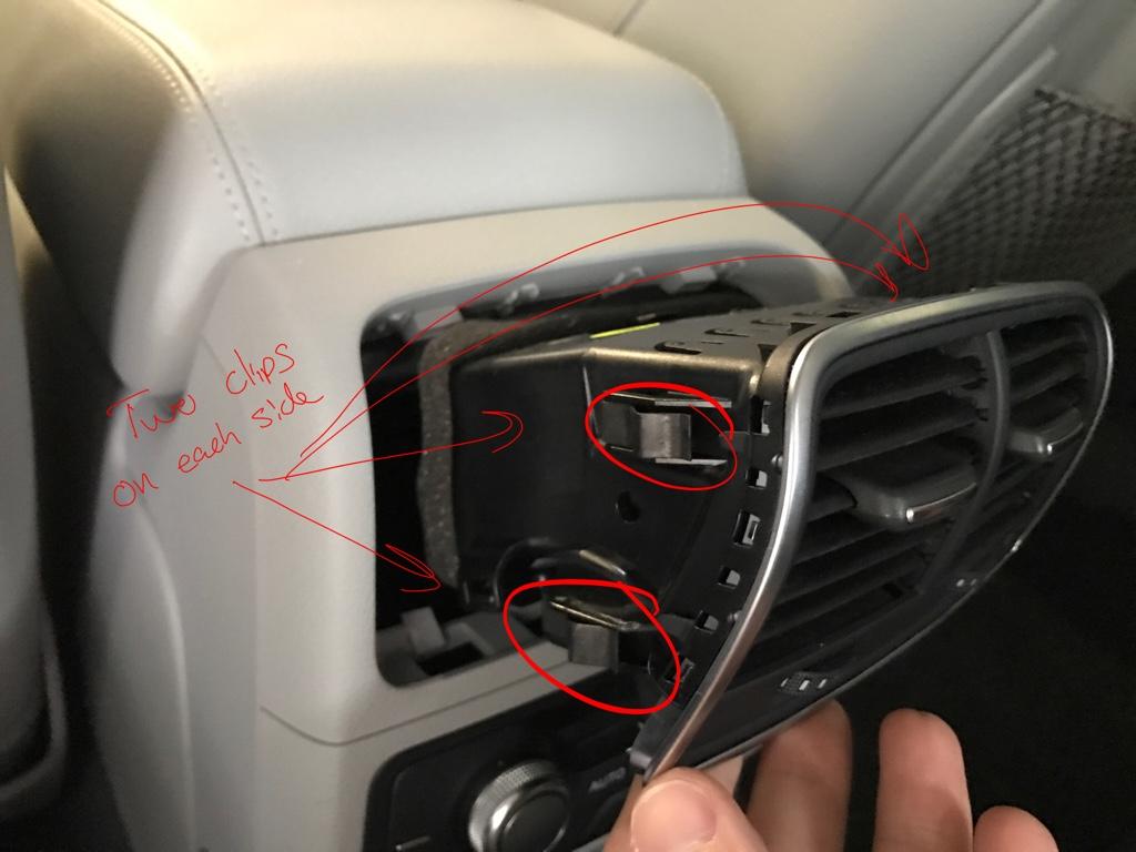 Audi q5 interior wiring