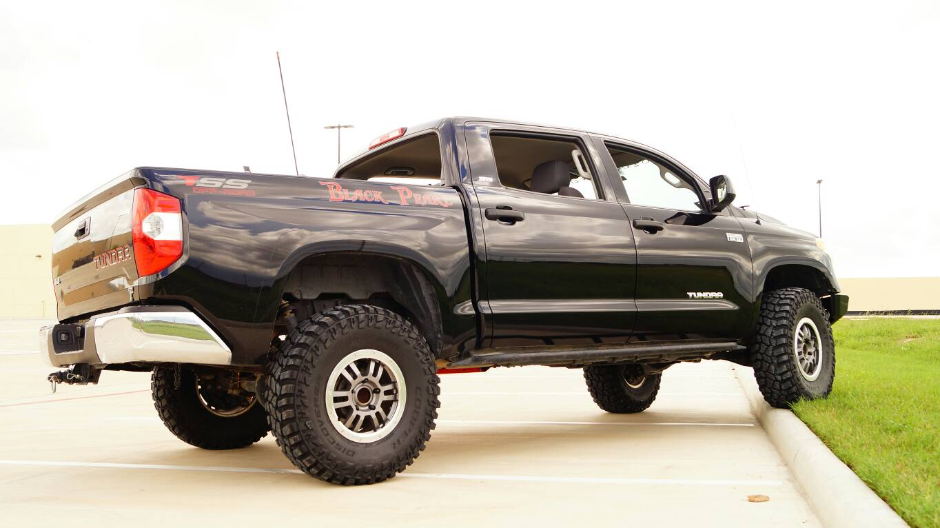 37s on a 3 or 4 or 4.5 inch lift! - TundraTalk.net ...