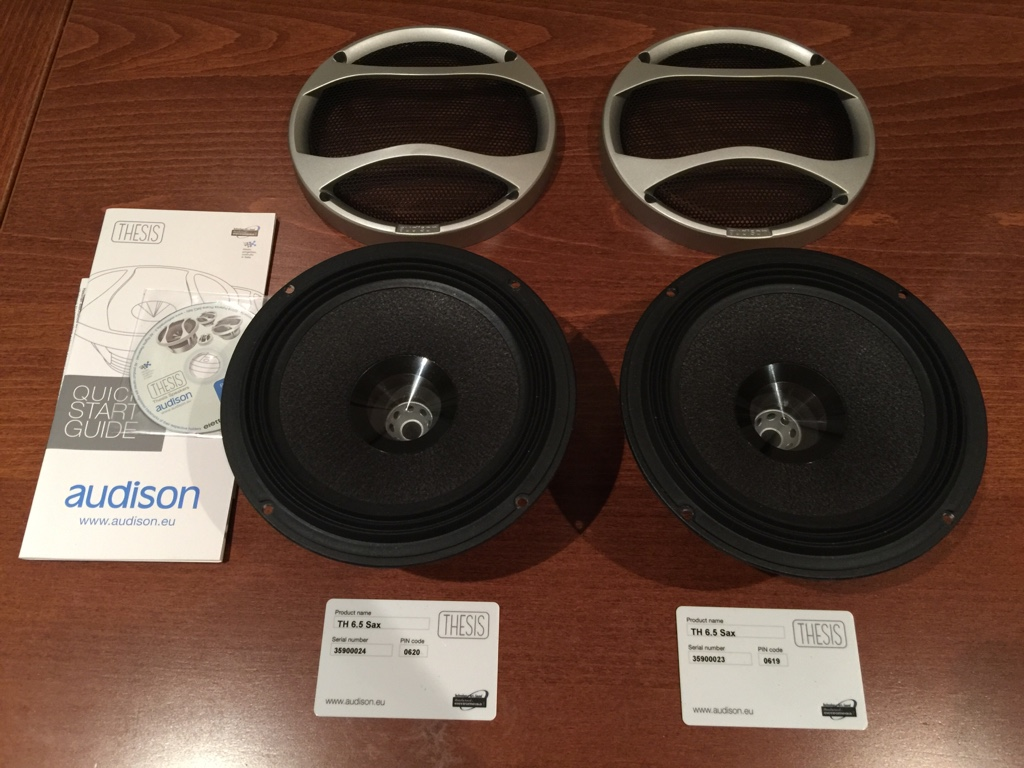 audison thesis th 10 basso