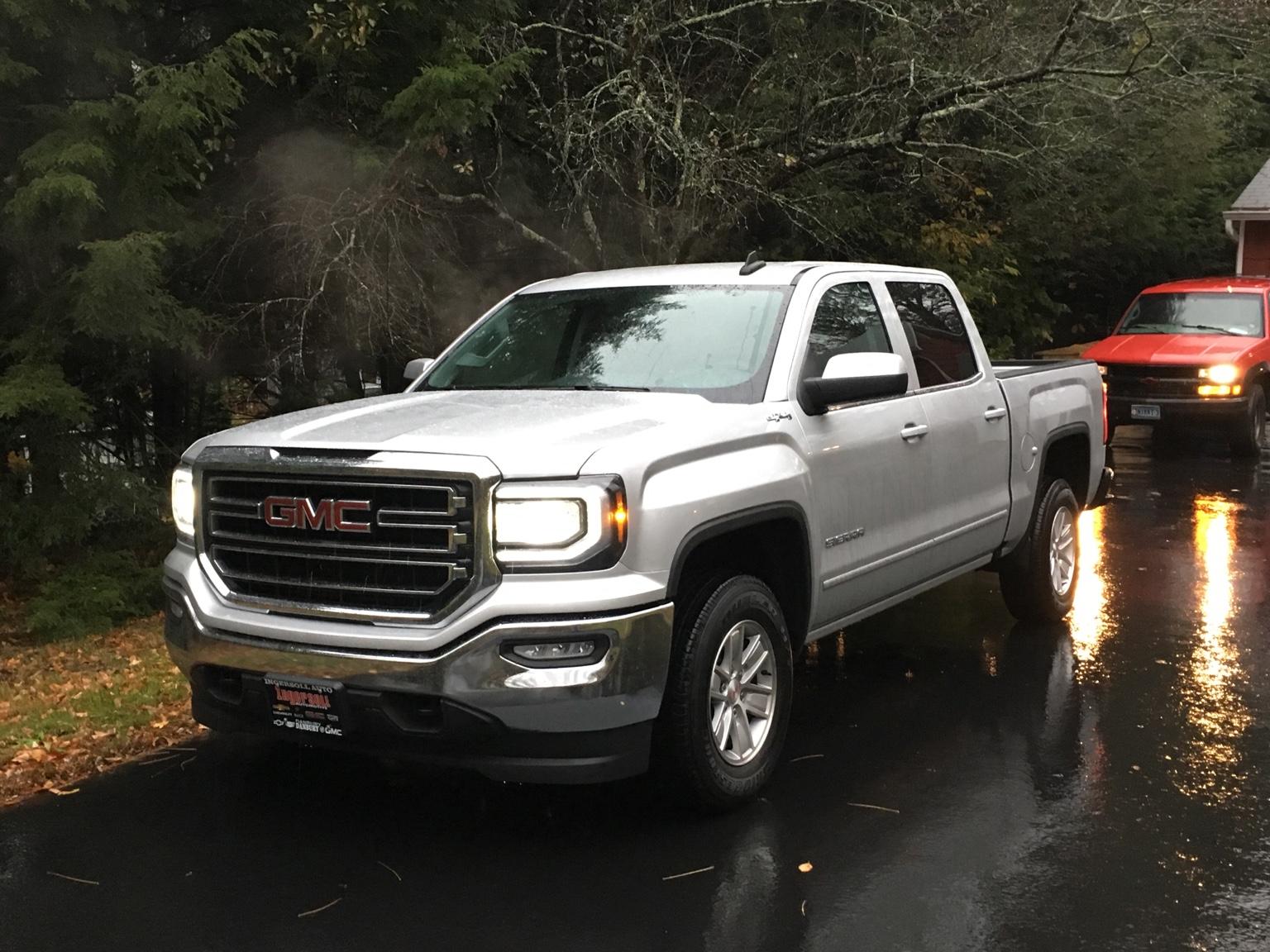 2017 Sierra Leveling Kit Help Chevy Truck Forum Gmc