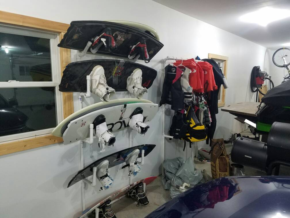 Need Some Ideas And Pictures For Hanging Life Jackets In Storage Room  [Archive]   TeamTalk