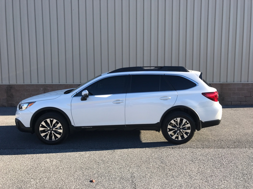 How dark tint over sideback window page 2 subaru outback report this image vanachro Image collections