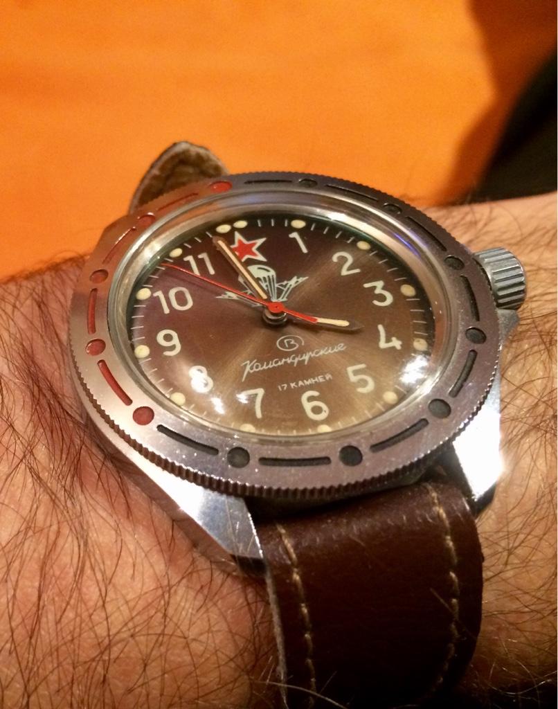 Vostok  Vostok! - Vostok (RU) - Hodinkomania.sk 1a94b852b2