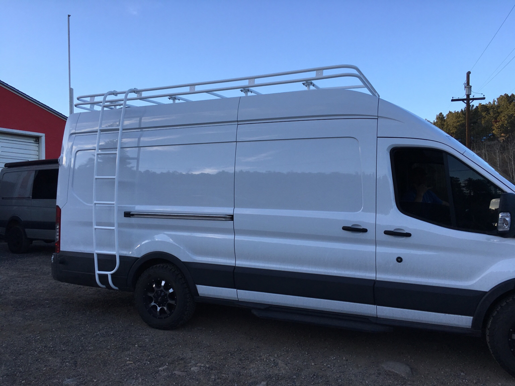 Roof Rack Mounts Ford Transit Usa Forum