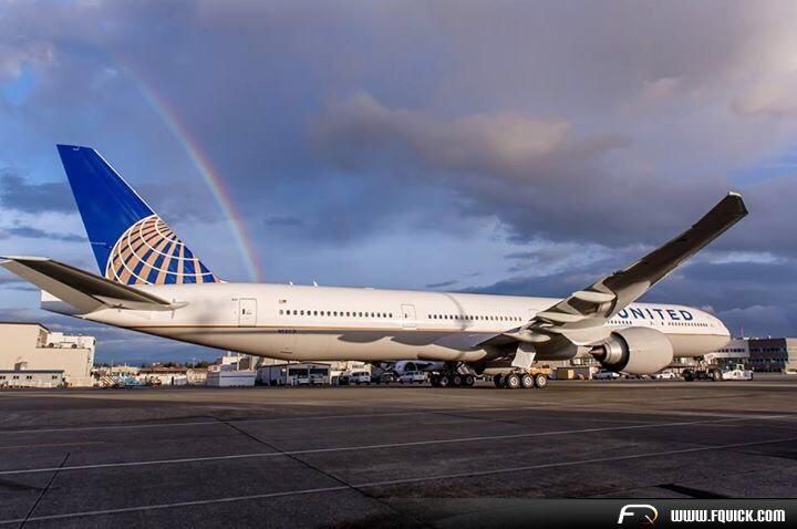 United 1st UA 773 ER >>>  Page 9  Airline Pilot Central