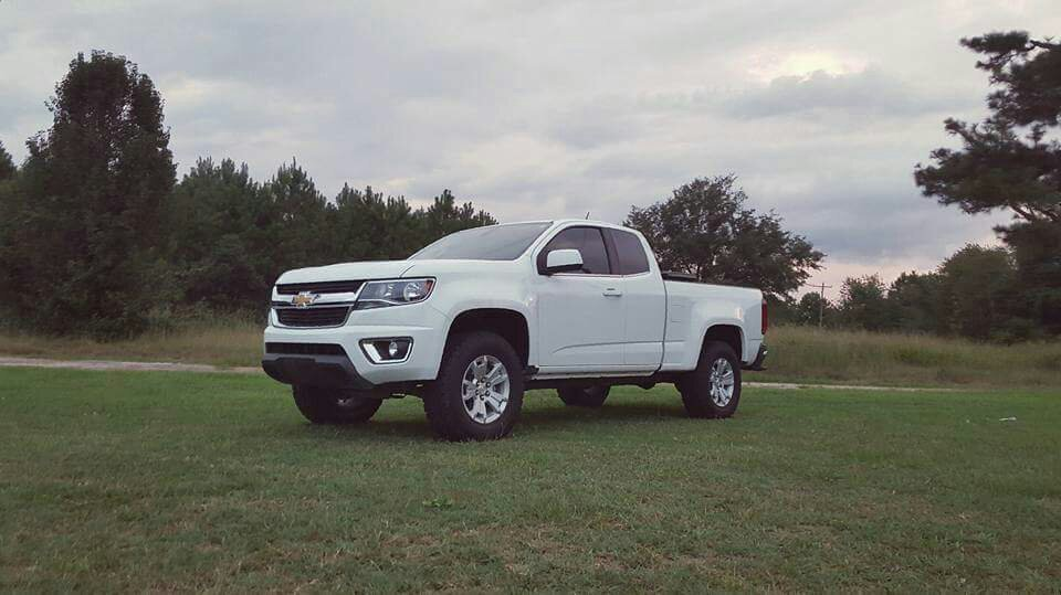Best Leveling Kit Survey Chevy Colorado Amp Gmc Canyon